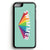 Rainbow Swimmer iPhone Case