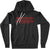 Swimmer Things Black Hoodie