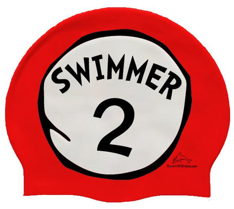 Swimmer 2 Swim Cap