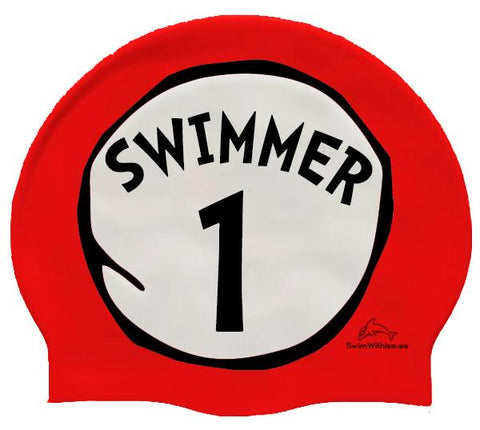 Swimmer 1 Swim Cap