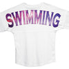 Galaxy Swim Jersey - SwimWithIssues Swim Shirts, Suits and t-shirts.