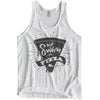 Will Swim For Pizza Tank-Top