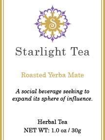 Roasted Yerba Mate