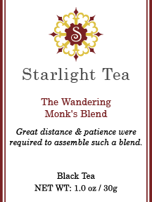 The Wandering Monk's Blend