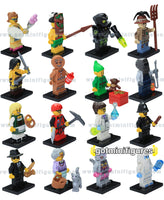 Series 11 LEGO COMPLETE SET of 16 minifigures  71002