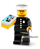 Series 18 LEGO 1978 POLICE OFFICER minifigure 71021
