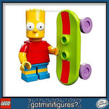 The SIMPSONS LEGO Series - BART SIMPSON 71005