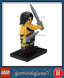 Series 11 LEGO BARBARIAN minifigure  71002