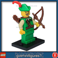 Series 1 LEGO FORESTMAN minifigure 8683