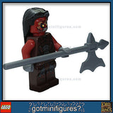 LEGO Lotr URUK HAI #3 Warrior Lord of the Rings minifigure Pike  BRAND NEW