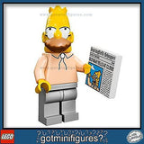 The SIMPSONS LEGO Series - GRAMPA SIMPSON 71005