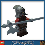 LEGO Lotr URUK HAI #2 Warrior Lord of the Rings minifigure  BRAND NEW