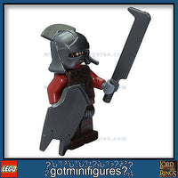 LEGO Lotr URUK HAI #4 Warrior Lord of the Rings minifigure Pike  BRAND NEW