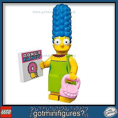 The SIMPSONS LEGO Series - MARGE SIMPSON 71005
