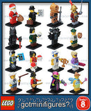 Series 8 LEGO COMPLETE SET of 16 minifigures BRAND NEW minifigs 8833