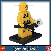 Series 1 LEGO DEMOLITION DUMMY minifigure  8683