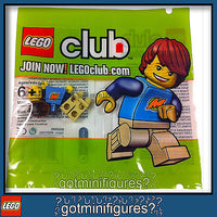 LEGO CLUB MAX polybag minifigure 852996