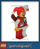 LEGO Castle Kingdoms COURT JESTER minifigure