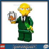 The SIMPSONS LEGO Series - MONTGOMERY BURNS 71005