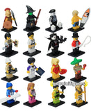 Series 2 LEGO COMPLETE SET of 16 minifigures 8684