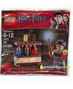 LEGO HARRY POTTER The Lab polybag minifigure 30111