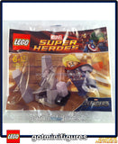 LEGO MARVEL Super Heroes THOR Cosmic Cube minifigure #30163