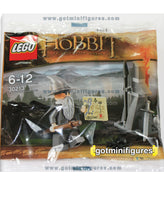 LEGO The Hobbit GANDALF AT DOL GULDUR minifigure 30213