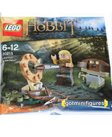 LEGO The Hobbit LEGOLAS GREENLEAF minifigure 30215