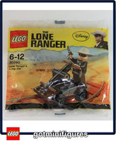 LEGO The Lone Ranger's PUMP CAR 30260 polybag