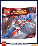 LEGO MARVEL Super Heroes SPIDER-MAN minifigure #30302