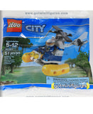 LEGO City SWAMP POLICE HELICOPTER 30311 polybag