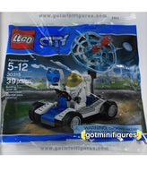 LEGO City SPACE UTILITY VEHICLE 30315 polybag minifigure