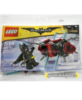 The Lego BATMAN Movie PHANTOM ZONE sealed polybag minifigure #30522