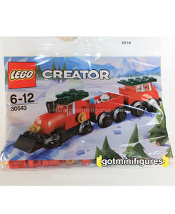 LEGO Christmas TRAIN xmas polybag #30543