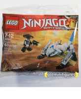LEGO® Ninjago DRAGON HUNTER polybag minifigure 30547