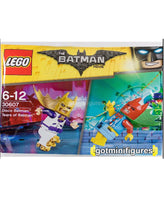 The Lego BATMAN Movie DISCO AND TEARS OF BATMAN sealed polybag minifigure #30607