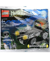LEGO Monster Fighters ZOMBIE CAR  polybag minifigure 40076
