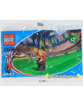 LEGO COCA COLA Red Team Soccer polybag minifigure 4447