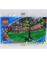LEGO COCA COLA LIGHT Soccer polybag for minifigure 4463