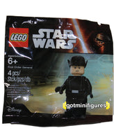 LEGO Star Wars FIRST ORDER GENERAL sealed polybag minifigure