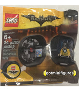 The Lego BATMAN Movie BATTLE POD POLYBAG sealed minifigure #5004929