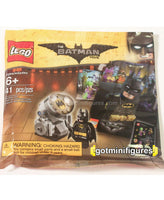 The Lego BATMAN Movie BAT SIGNAL sealed polybag minifigure #5004930