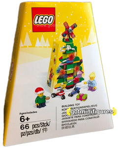 LEGO CHRISTMAS Tree Ornament exclusive set minifigure 2017 #5004934