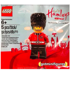 LEGO HAMLEYS ROYAL GUARD  polybag minifigure 5005233