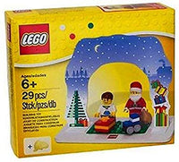 LEGO CHRISTMAS SANTA SET box Boy/Girl 2014 #850939