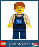 The LEGO MOVIE - ALFIE THE APPRENTICE - minifigure 70811