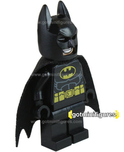 The LEGO MOVIE BATMAN (type 2 cowl) minifigure 70817
