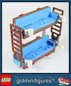 The LEGO MOVIE - DOUBLE DECKER COUCH - 70818