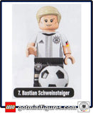 LEGO DFB German National Soccer TEAM (Bastian Shweinsteiger #7) minifigure #71014