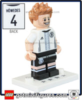 LEGO DFB German National Soccer TEAM (Benedikt Höwedes #5) minifigure #71014